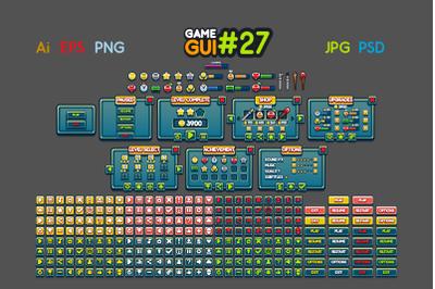 2D Game GUI #27