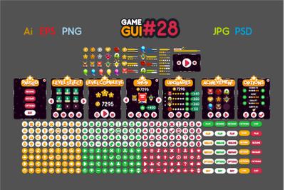 2D Game GUI #28