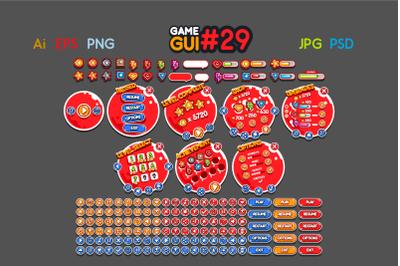 2D Game GUI #29