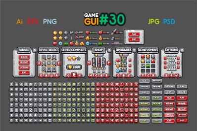 2D Game GUI #30