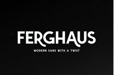 Ferghaus Sans
