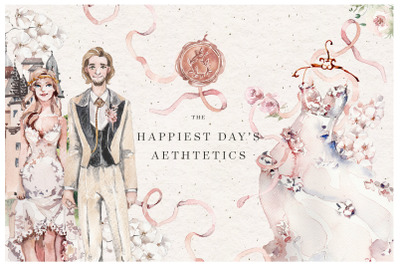 The Happiest Day's Aesthetics