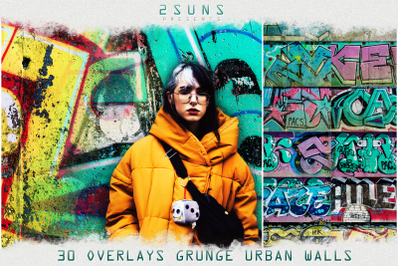 Urban textures walls grunge graffity