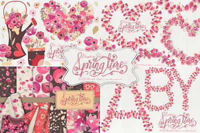 Springtime 03 - Graphics Pack