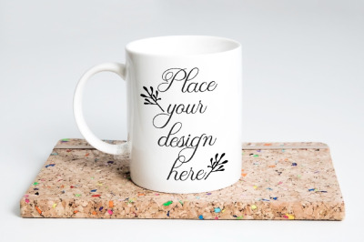 Mug mockup coffee mock up psd white cup back to school mockups