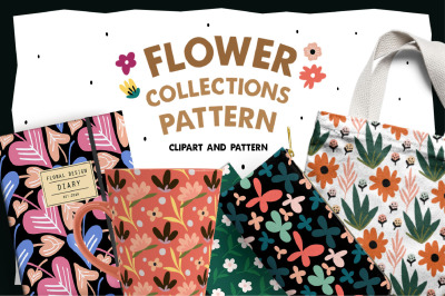 Flowers Collections Pattern