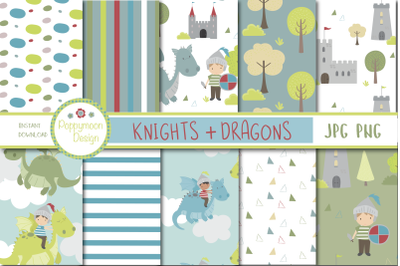 Dragon and Knights paper