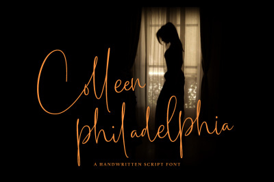 Colleen philadelphia / Handwritten