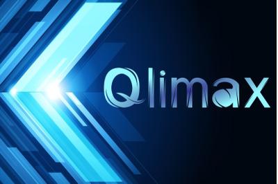 Qlimax Modern Font