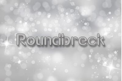 Roundbreck Font