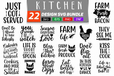 Kitchen Svg Bundle, Kitchen T shirt
