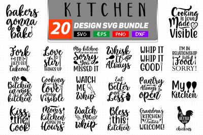 Kitchen SVG Bundle, Kitchen, Kitchen T shirt