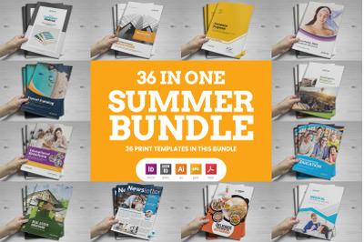 Summer Bundle - 36 in One