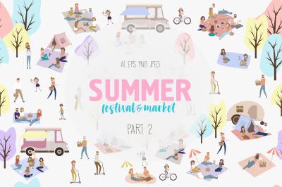 Summer Festival & Market