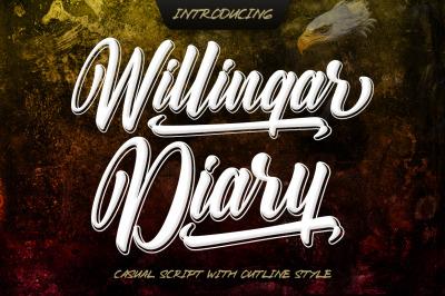 Willingar Diary