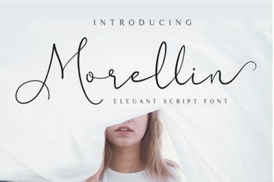 Morellin Elegant Script
