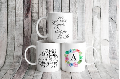 3 multiple mugs mockups three mugs mockup psd smart mockups