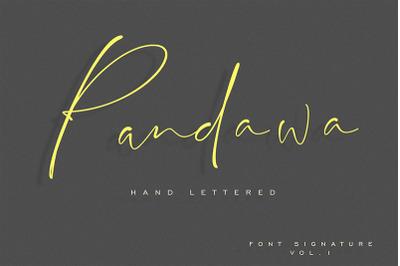 Pandawa Script