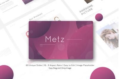 Metz Powerpoint Template