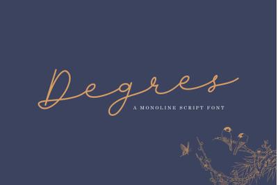 Degres Script