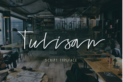 Tulisan Script