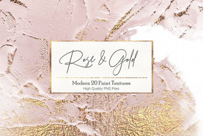 Rose Gold Paint Backgrounds