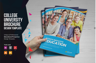 Education Prospectus Brochure v5