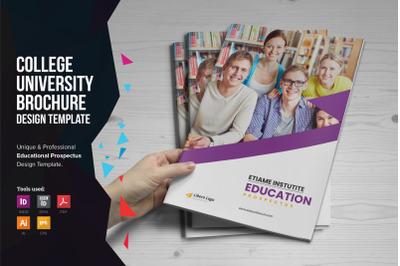 Education Prospectus Brochure v7