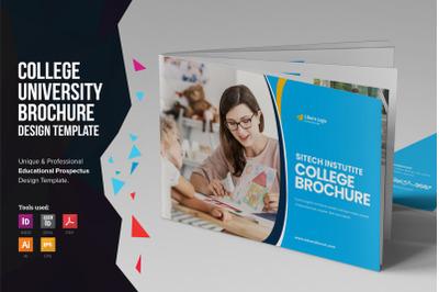 Education Prospectus Brochure v9