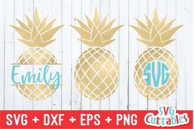 Pineapple | Summer | SVG Cut File