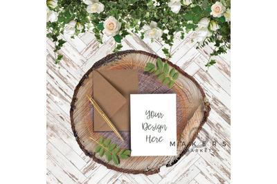 Wedding Mockup/ Wedding Invite Mockup/ RVSP Mockup/ Save The Date Mock
