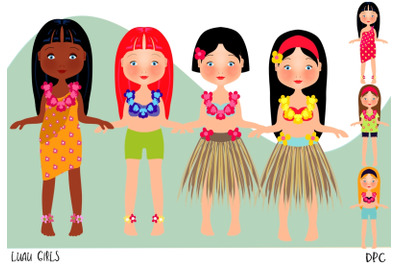 Luau Girls