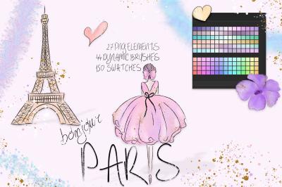 Bonjour Paris Ps Assets