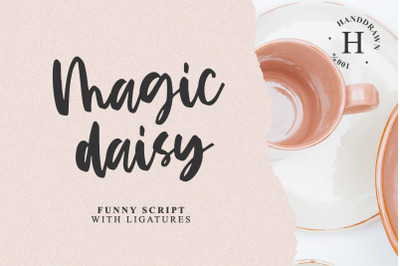MAGIC DAISY SCRIPT