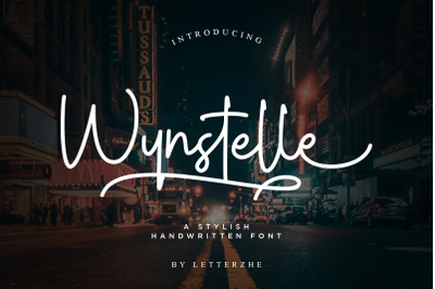 Wynstelle