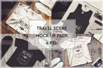 Travel Mockup Big #5