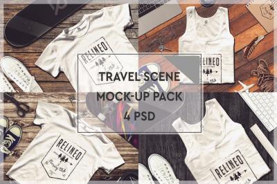 Travel Mockup Big #4