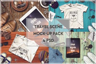 Travel Mockup Big #3