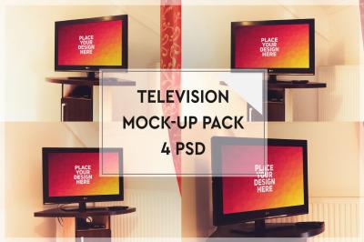 TV Mockup Pack