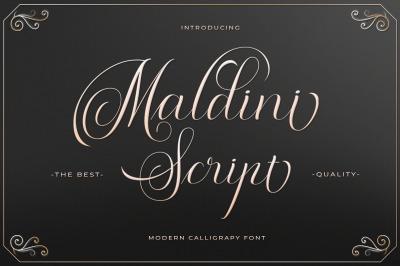Maldini Script
