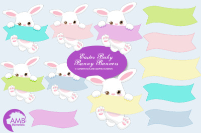 Cute Little Bunnies Clipart 2189
