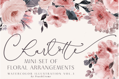 Charlotte // Mini Set