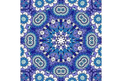 Full frame background of lovely floral patterns
