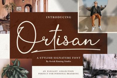 Ortisan Signature