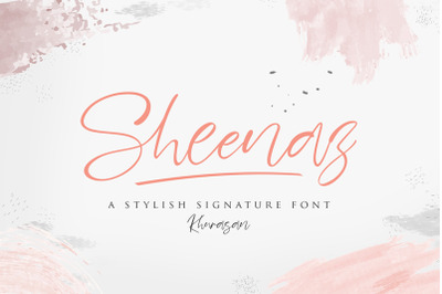 Sheenaz Script