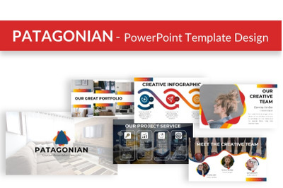 PATAGONIAN - Powerpoint Presentation Template