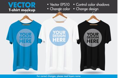 Vector Hanger Tshirt
