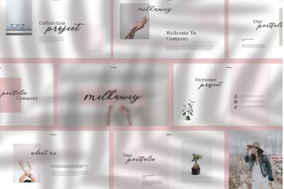 Melkawey Presentation Template