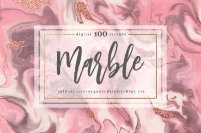 100 Digital Marble Textures
