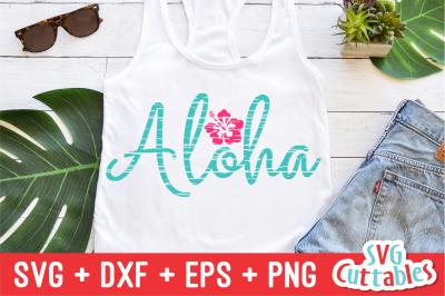 Aloha | Summer | SVG Cut File